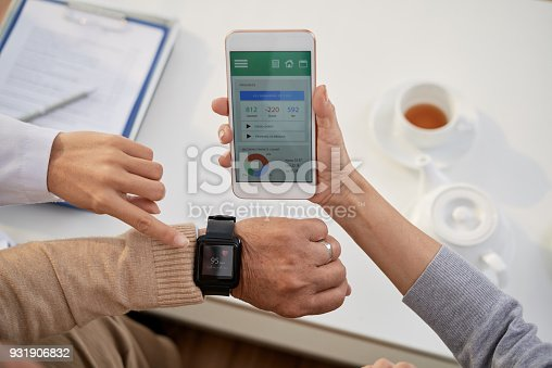 istock Physician Consulting Senior Patients 931906832