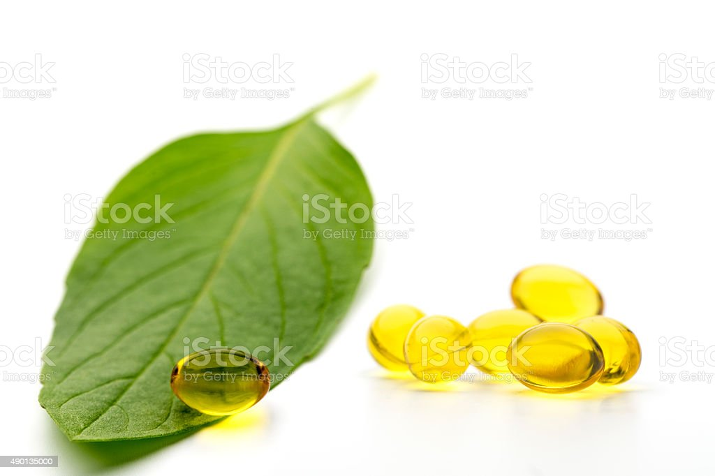 Phytotherapy stock photo