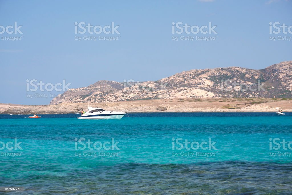 Piana island royalty-free stock photo