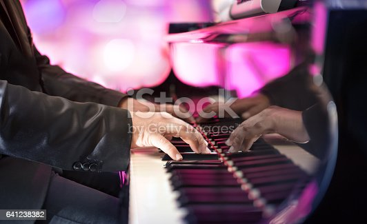 Jazz Or Blues Music Background