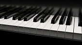 istock Piano 3d rendering 1213915375