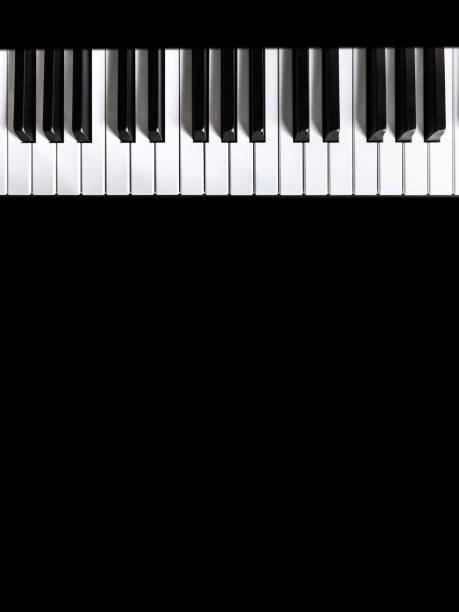 piano et Clavier de piano - Photo