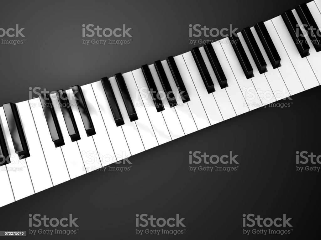 Piano Background Stock Photo Download Image Now Istock