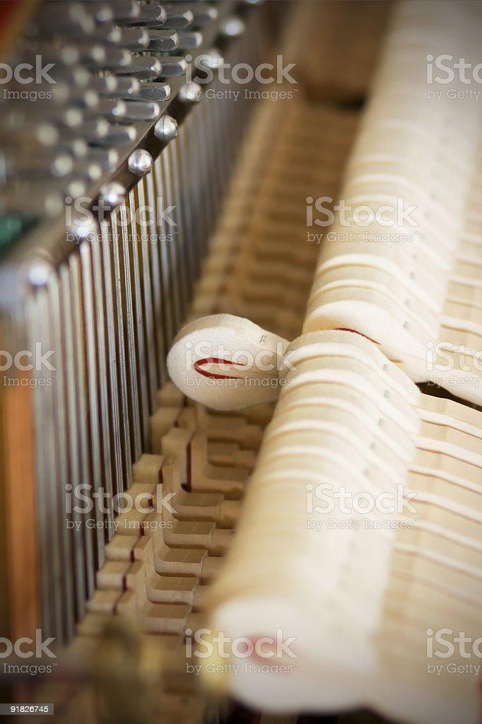 piano chords three stock photo