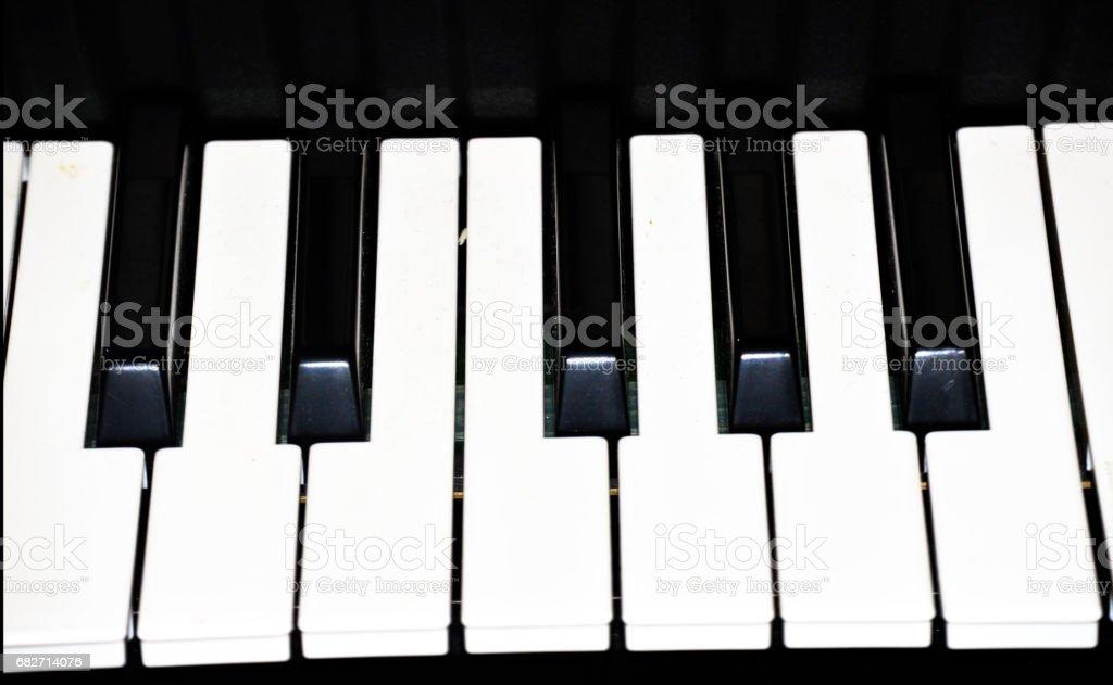 Piano Key Keyboard
