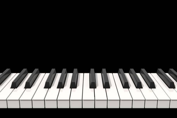 Piano, Keyboard, Musical Instrument stock photo