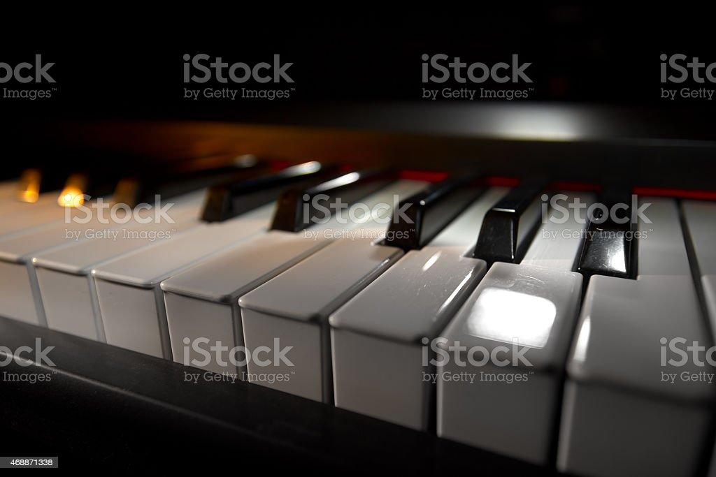Klavier Tastatur – Foto