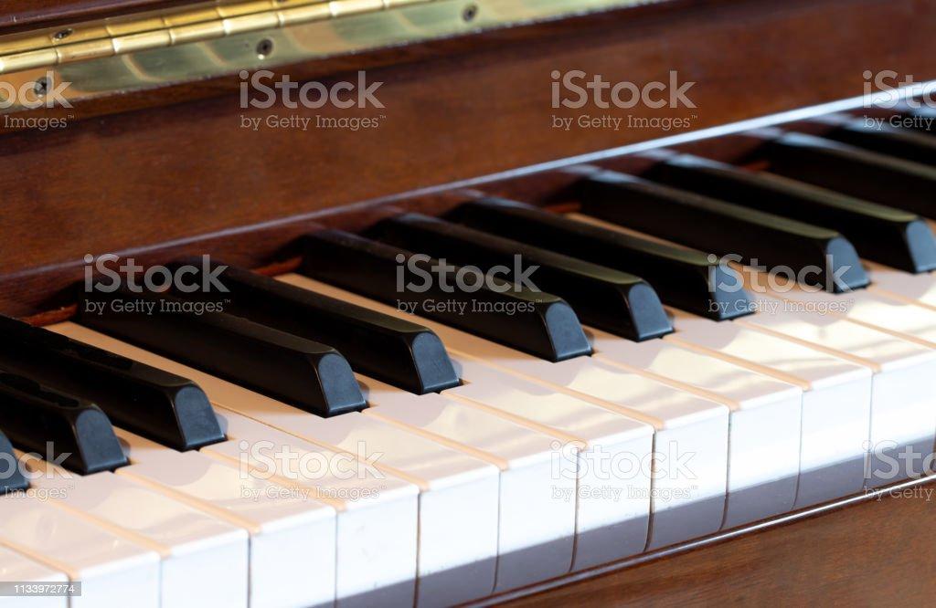 classic music concert closeup