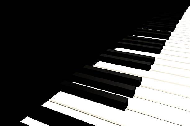 klaviertasten  - tastatur bilder stock-fotos und bilder