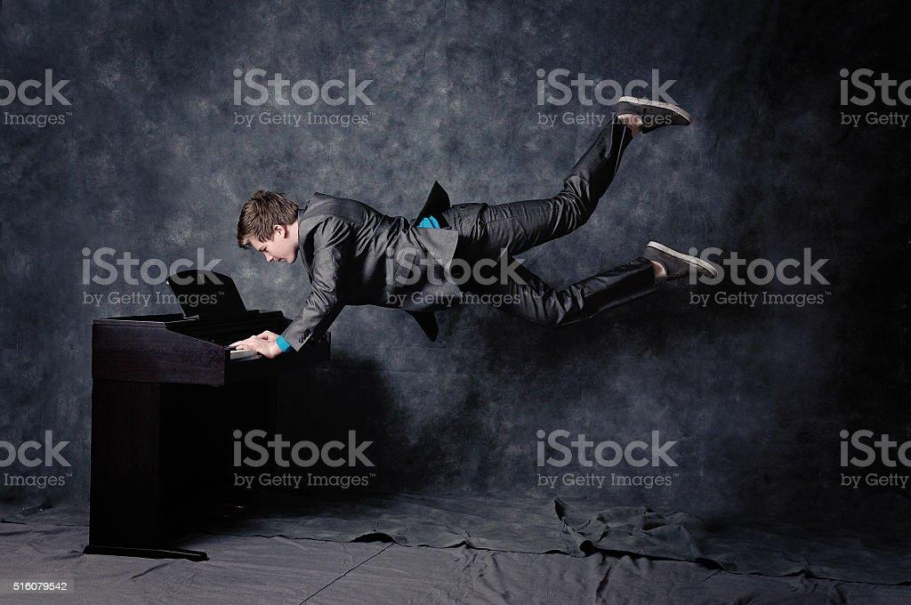 Piano magie - Photo