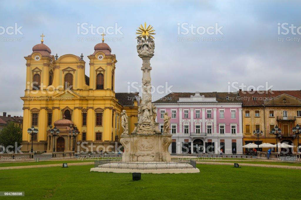 Piata Unirii à Timisoara - Photo