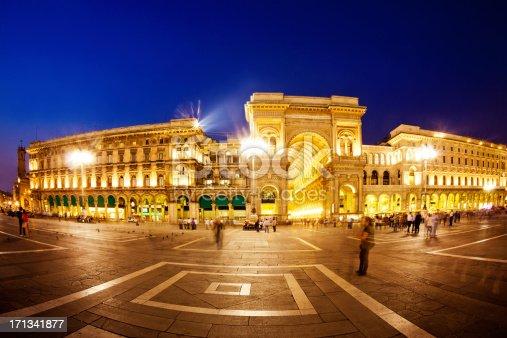 istock Piazza del Duomo Milan, Italy 171341877