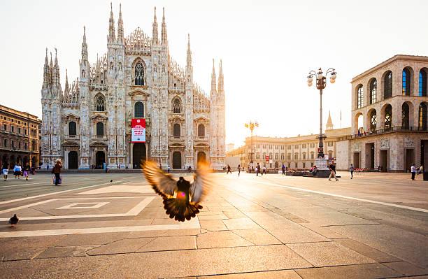 Piazza del Duomo, Mailand – Foto