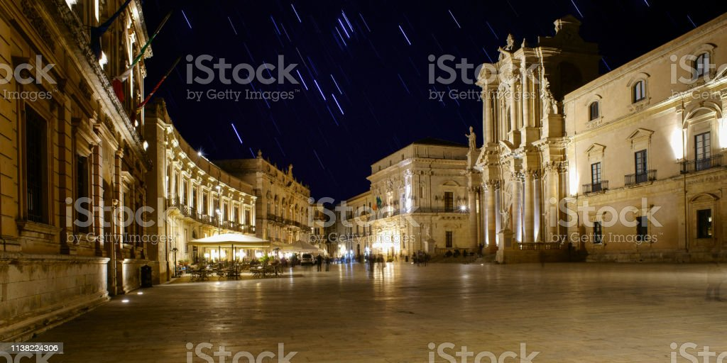 Piazza Duomo Syrakus – Foto