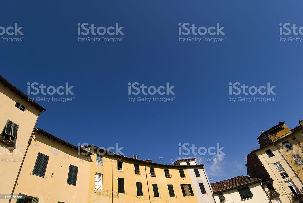 Piazza stock photo