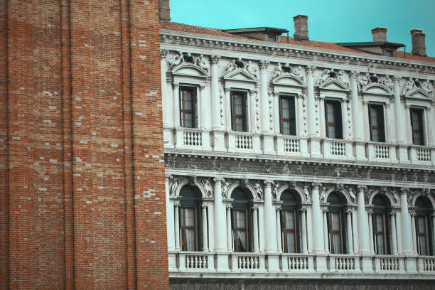 Piazza San Marco stock photo
