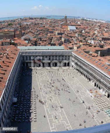 istock Piazza San Marco 89889831