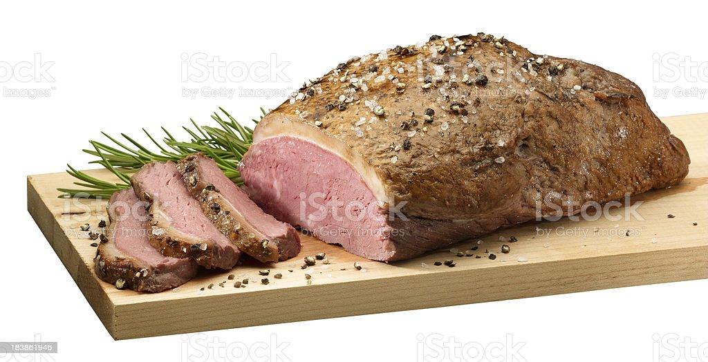 Picanha Beef Roast stock photo