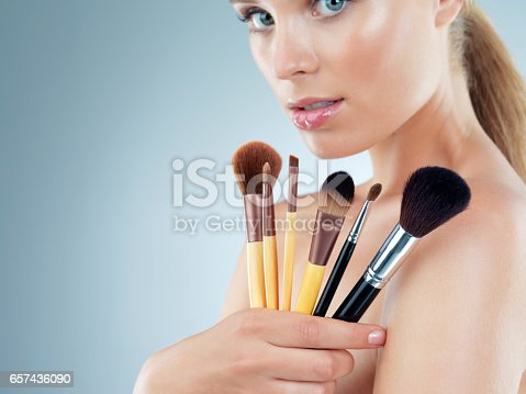 istock Pick a brush, any brush 657436090