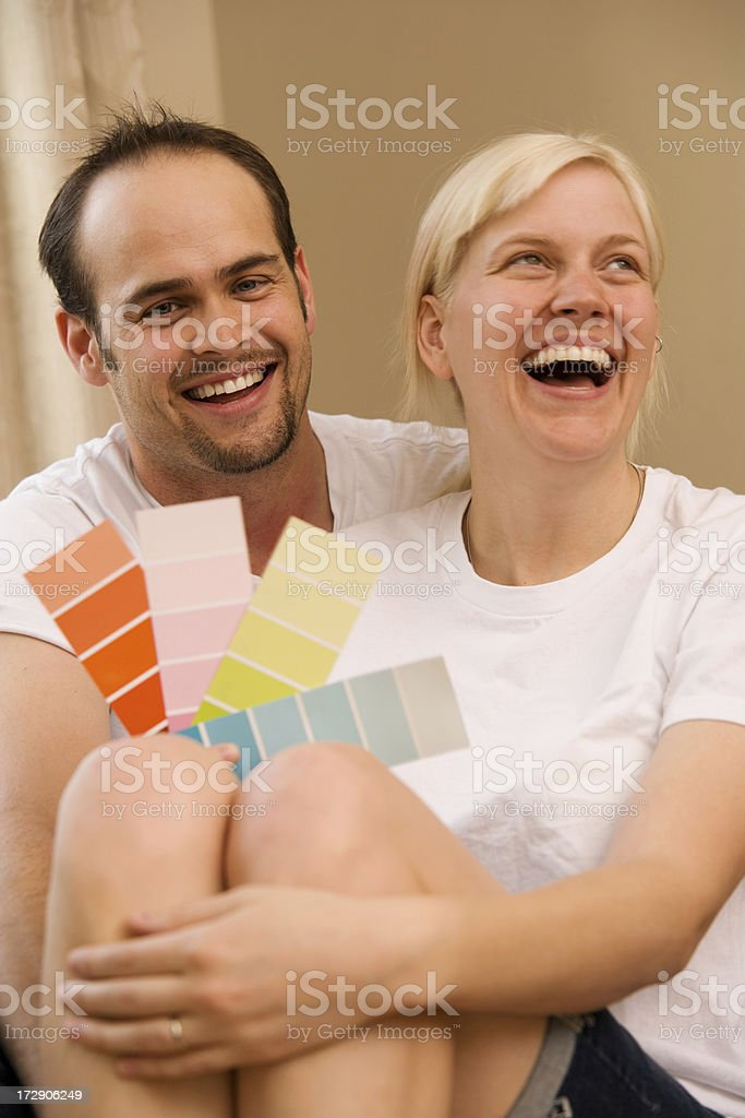 Pick a Color royalty-free stock photo