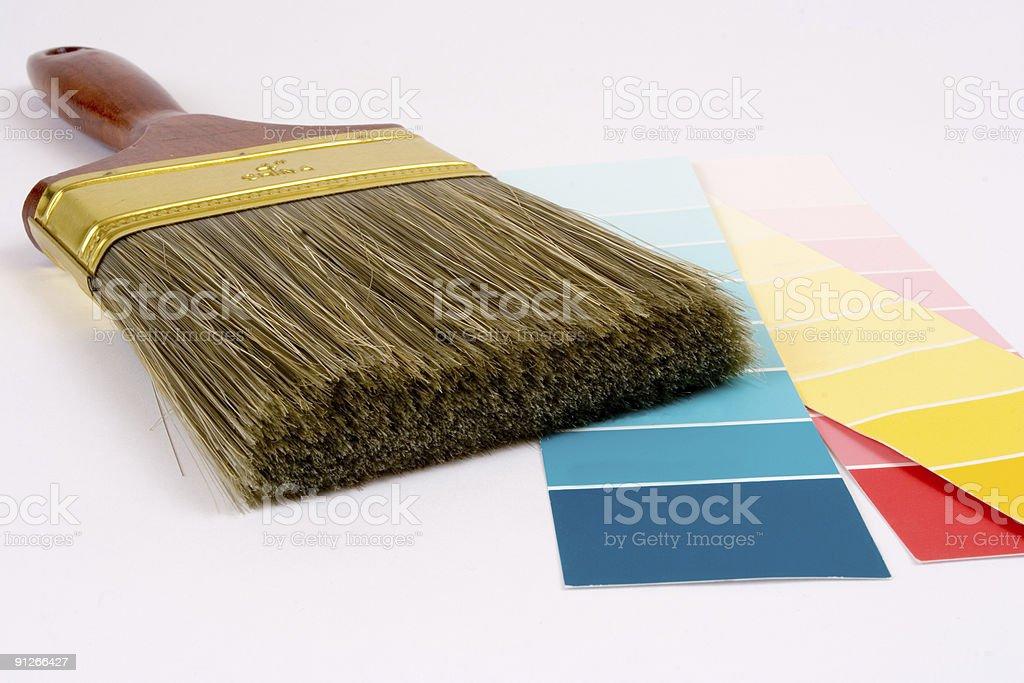 Pick a color stock photo