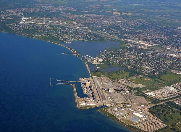 Pickering Ontario, Luftaufnahme – Foto
