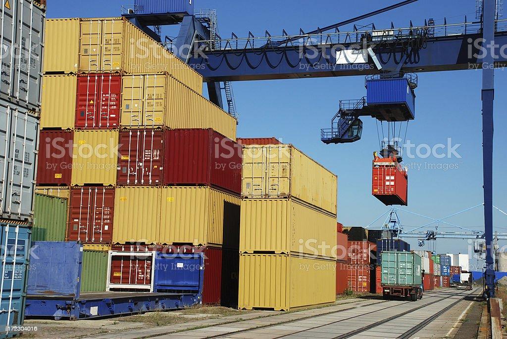 Pflücken-Container – Foto