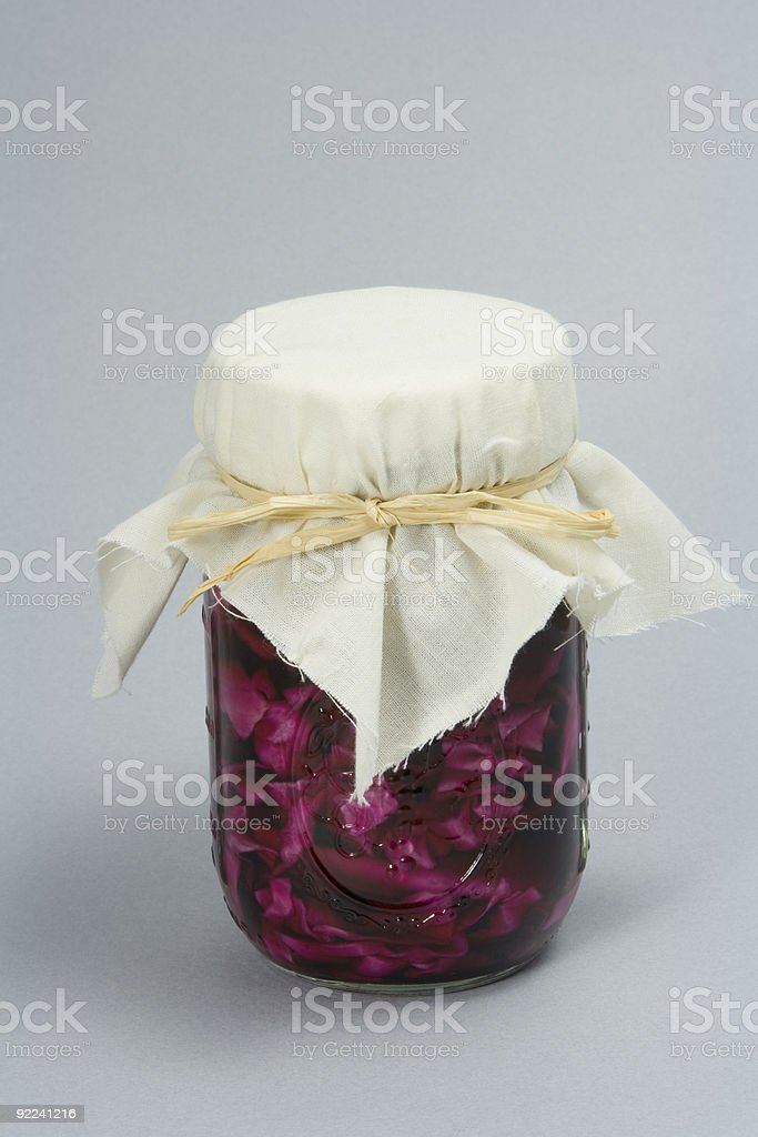 Pickled Red Cabbage Stock Photo & More Pictures of Appetizer