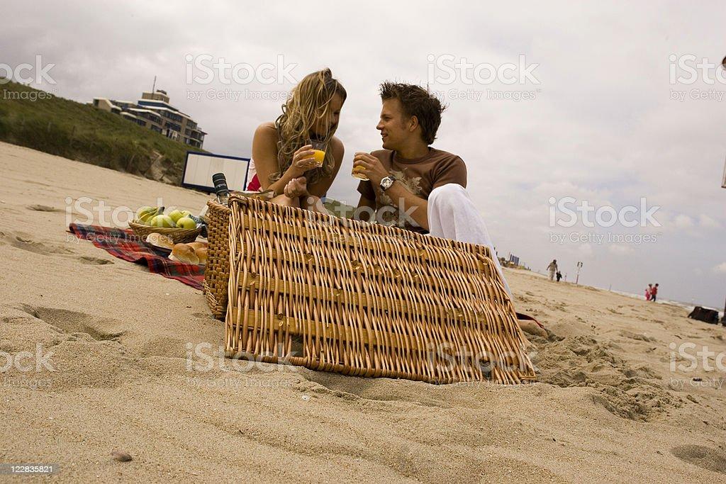 picknick 4 stock photo