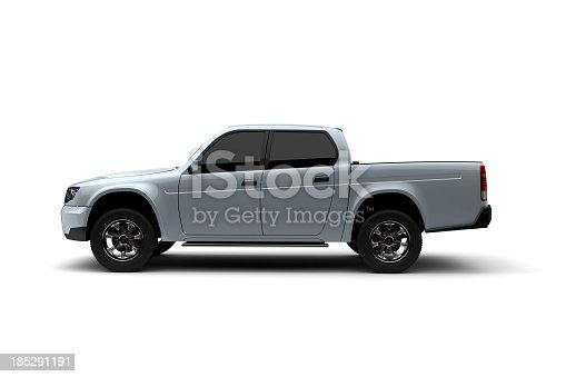 istock Pick-up Truck 185291191