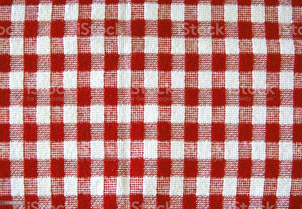 Picnic blanket. royalty-free stock photo