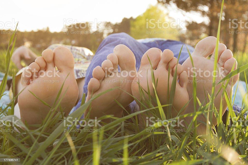 picnic royalty-free stock photo