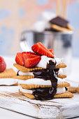 istock Picnic smores dessert 841836658