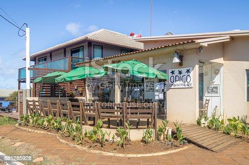 istock O Pico Bar and Restaurant - Fernando de Noronha, Pernambuco, Brazil 881285928