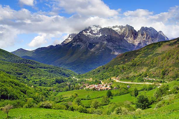 Picos de Europa National Park. Picos de Europa National Park. Cantabria, Spain cantabria stock pictures, royalty-free photos & images