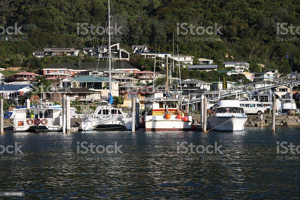 Picton stock photo