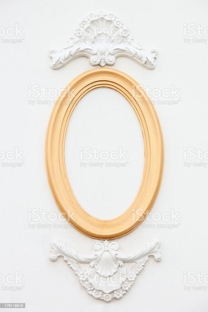 Picture frame copy space royalty-free stock photo