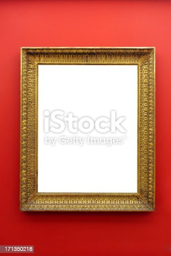 istock Picture Frame on Wall - XLarge 171350218