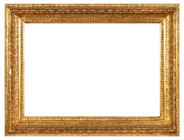picture frame - frame stock photos and pictures