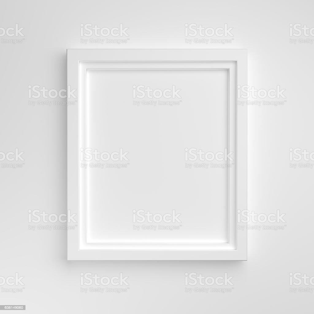 Cornice per foto  - foto stock