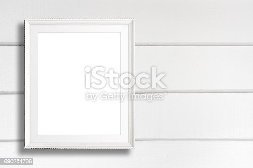 istock Picture frame 690254706