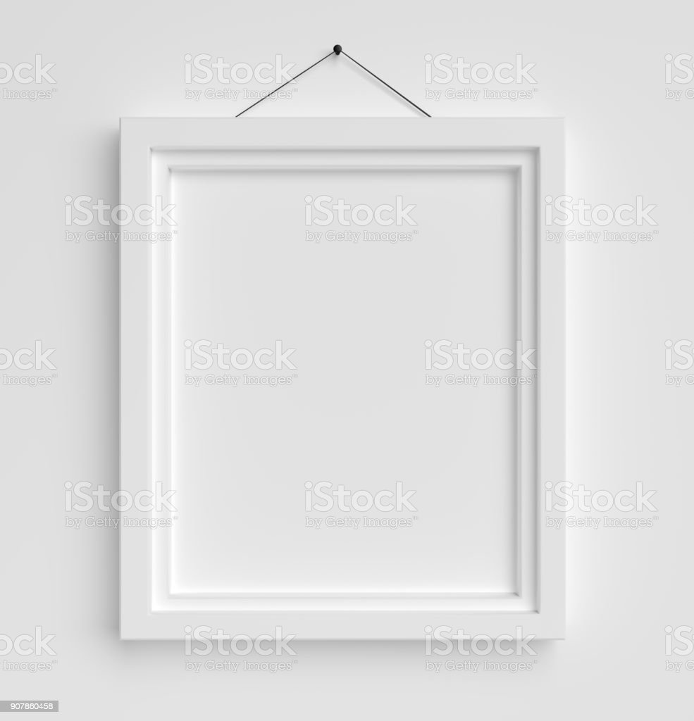 Picture Frame - foto stock