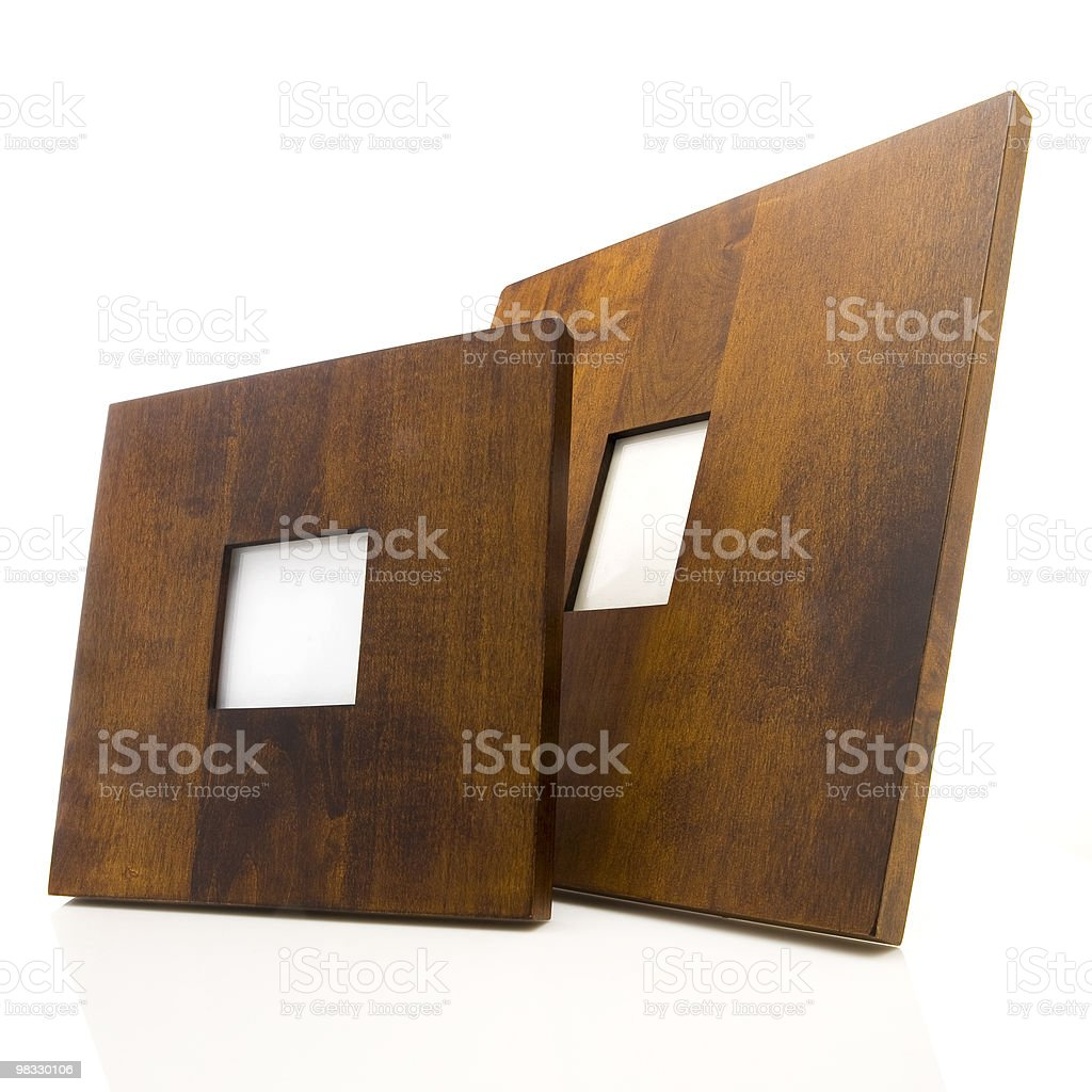 Picture frames royalty-free stock photo