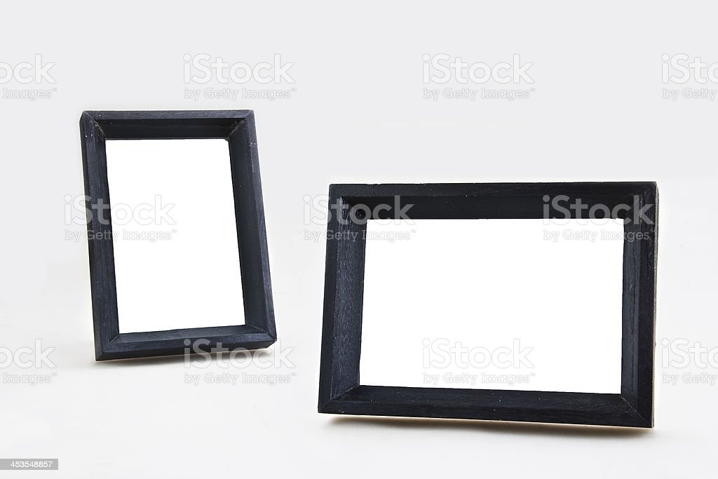 Picture Frames Vertical And Horizontal Stock Photo More Pictures