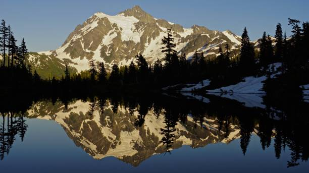 Photo lac Zen - Photo