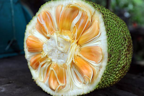 jack obst - jackfrucht stock-fotos und bilder