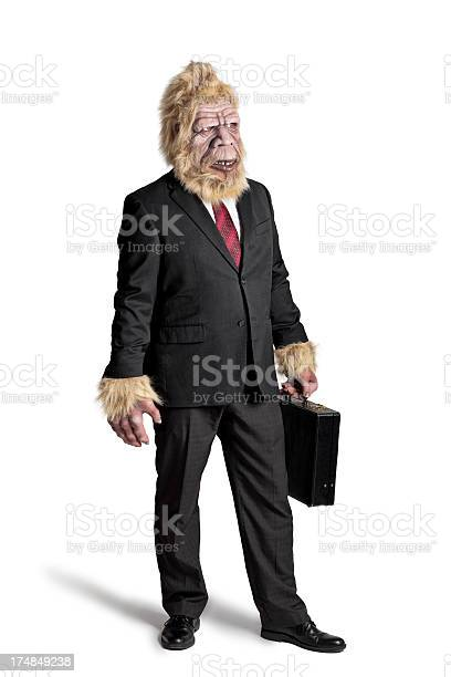 Picture of bigfoot in a suit picture id174849238?b=1&k=6&m=174849238&s=612x612&h=q zenkmrngi1y3ss3wmayj7hct9rjavxkplinqednge=