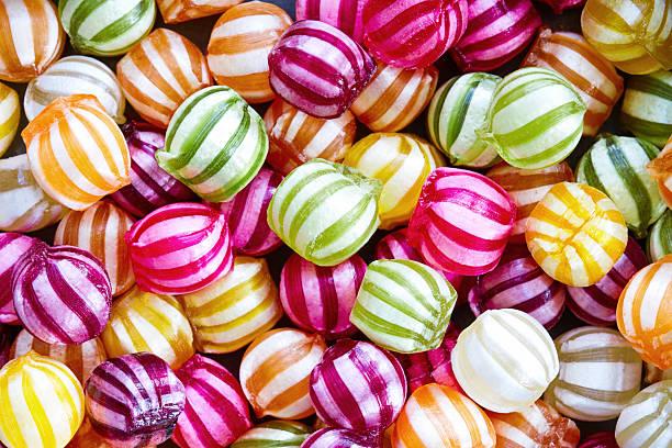 Candy Hintergrund – Foto