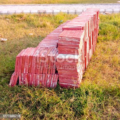istock A picture of red stones 1271935718
