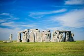 Stonehenge is a prehistoric monument consisting of a ring of standing stones. It is located in Wiltshire, England, and is one of the most famous sites in the world.